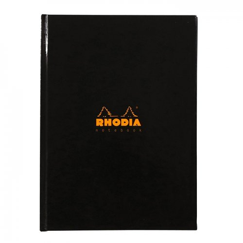 Rhodia Active Çizgili Defter Sert Kapak 90g 96 Yaprak A4