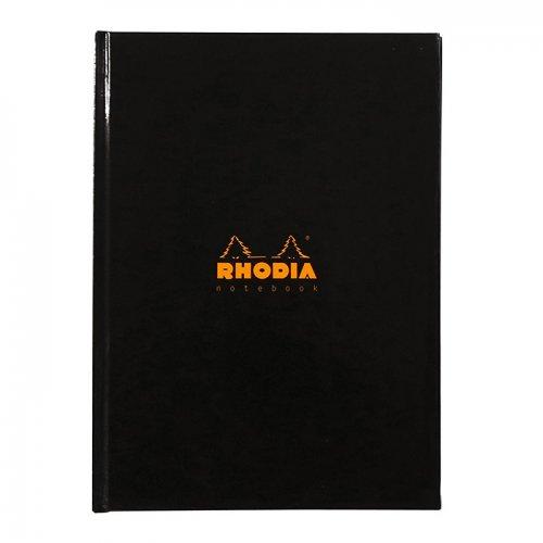 Rhodia Active Çizgili Defter Sert Kapak 90g 96 Yaprak A5