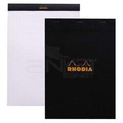 Rhodia Basic Bloknot Siyah Kapak 80g 80 Yaprak 210x297mm - Thumbnail