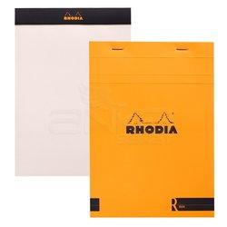 Rhodia - Rhodia Basic Bloknot Turuncu Kapak 90g 70 Yaprak 148x210mm (1)