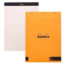 Rhodia - Rhodia Basic Bloknot Turuncu Kapak 90g 70 Yaprak 210x297mm (1)