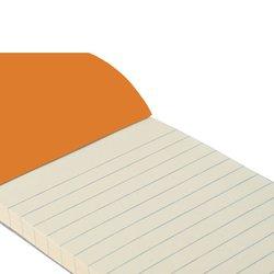 Rhodia - Rhodia Basic Çizgili Bloknot Renkli Kapak 90g 70 Yaprak 8,5x12cm (1)