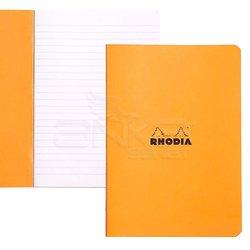 Rhodia - Rhodia Basic Turuncu Kapak Defter 80g 48 Yaprak 148x210mm (1)