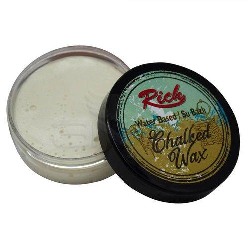 Rich Chalked Wax 50ml 11004 Clear-Şeffaf - 11004 Clear-Şeffaf