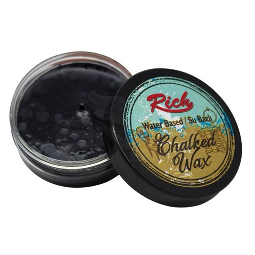 Rich Chalked Wax 50ml 11007 Black - 11007 Black