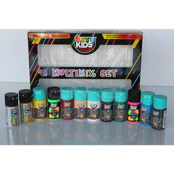 Rich - Rich Funny Kids Multimix Akrilik Boya Seti 12 Renk 20ml (1)