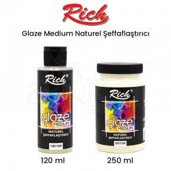 Rich - Rich Glaze Medium Naturel Şeffaflaştırıcı
