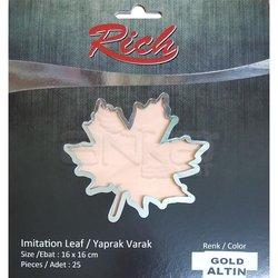 Rich - Rich İmitasyon Yaprak Varak 25 Adet 16x16cm (1)