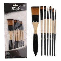Rich Karma Fırça Seti 7li Set 1 - Thumbnail