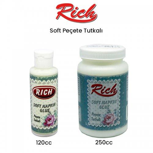 Rich Soft Peçete Tutkalı