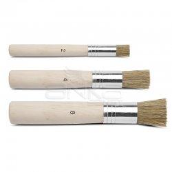 Rich - Rich Stencil Fırça Seti 3lü (1)