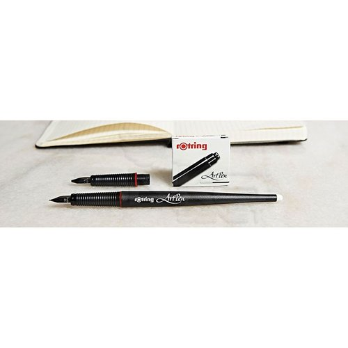 Rotring Art Pen Calligraphy Set Kaligrafi Seti 205870