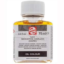 Talens - Talens Siccative Harlem Dark 75ml No:085 (1)