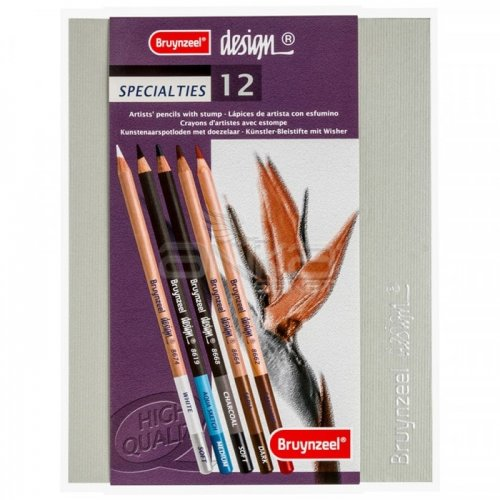 Sakura Design Specialties 12li Çizim Seti