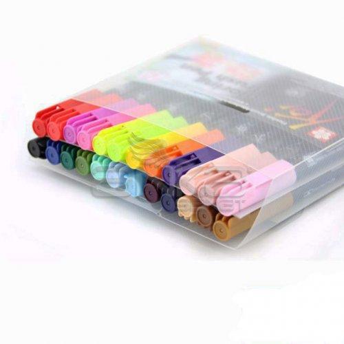 Sakura Koi Coloring Brush Pen Fırça Uçlu Kalem 24lü Set
