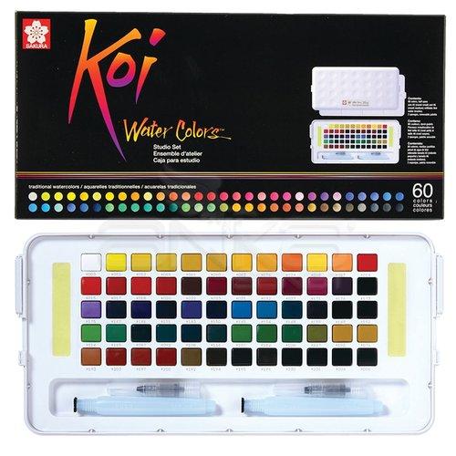 Sakura Koi Watercolours Sulu Boya Seti 60lı XNCW-60N