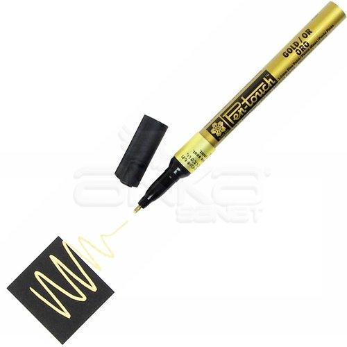 Sakura Pen-touch Marker Kalem 1mm (Fine) Altın