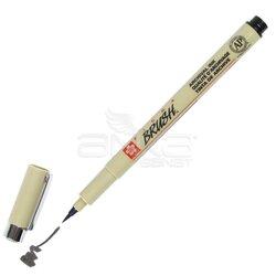 Sakura - Sakura Pigma Brush Pen-Fırça Uçlu Kalem Siyah 49