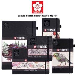 Sakura - Sakura Sketch Book 140g 80 Yaprak