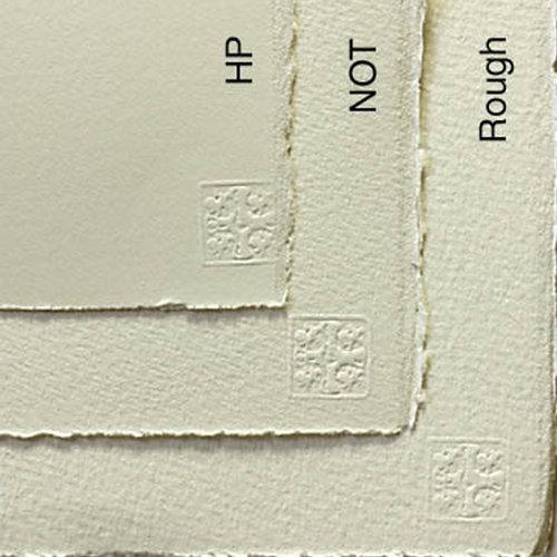 Saunders Waterford Natural White 300g 56x76 Tabaka 10lu Paket