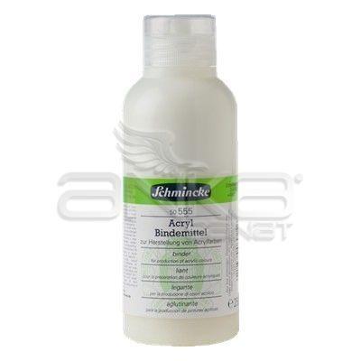 Schmincke Acrylic Binder 250ml (555)
