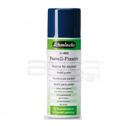 Schmincke - Schmincke Fixative For Pastels (Aerospray) 300ml 50 402 (1)