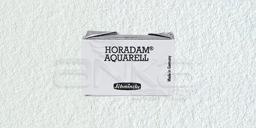 Schmincke Horadam Aquarell 1/1 Tablet 101 Titanium Opaque White seri 1 - 101 Titanium Opaque White