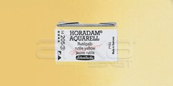 Schmincke - Schmincke Horadam Aquarell 1/1 Tablet 205 Rutile Yellow seri seri 3