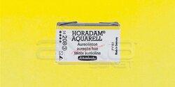 Schmincke - Schmincke Horadam Aquarell 1/1 Tablet 208 Aureolin Modern seri 3