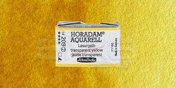 Schmincke - Schmincke Horadam Aquarell 1/1 Tablet 209 Translucent Yellow seri 2