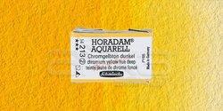 Schmincke - Schmincke Horadam Aquarell 1/1 Tablet 213 Chrome Yellow Deep seri 2