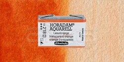 Schmincke - Schmincke Horadam Aquarell 1/1 Tablet 218 Translucent Orange seri 2