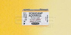 Schmincke - Schmincke Horadam Aquarell 1/1 Tablet 219 Turners Yellow seri 3
