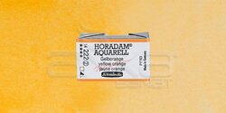 Schmincke - Schmincke Horadam Aquarell 1/1 Tablet 222 Yellow Orange seri 2