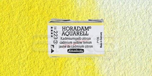 Schmincke Horadam Aquarell 1/1 Tablet 223 Cadmium Yellow Lemon seri 3 - 223 Cadmium Yellow Lemon
