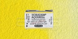Schmincke - Schmincke Horadam Aquarell 1/1 Tablet 224 Cadmium Yellow Light seri 3