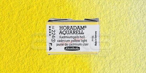 Schmincke Horadam Aquarell 1/1 Tablet 224 Cadmium Yellow Light seri 3 - 224 Cadmium Yellow Light