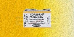 Schmincke - Schmincke Horadam Aquarell 1/1 Tablet 226 Cadmium Yellow Deep seri 3