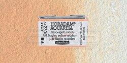Schmincke - Schmincke Horadam Aquarell 1/1 Tablet 230 Naples Yellow Reddish seri 2