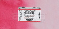 Schmincke - Schmincke Horadam Aquarell 1/1 Tablet 342 Vermilion Light seri 2
