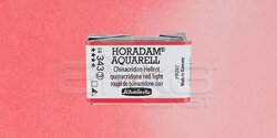 Schmincke - Schmincke Horadam Aquarell 1/1 Tablet 343 Quinacridone Red Light seri 3