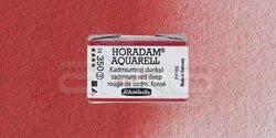Schmincke - Schmincke Horadam Aquarell 1/1 Tablet 350 Cadmium Red Deep seri 3