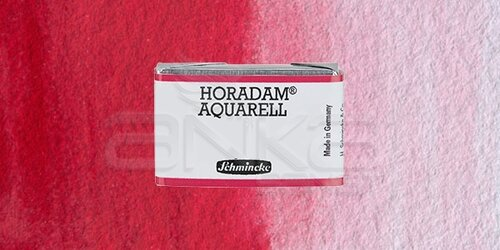 Schmincke Horadam Aquarell 1/1 Tablet 353 Permanent Carmine seri 3 - 353 Permanent Carmine