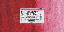 Schmincke - Schmincke Horadam Aquarell 1/1 Tablet 354 Madder Red Dark seri 3