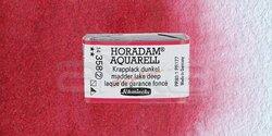 Schmincke - Schmincke Horadam Aquarell 1/1 Tablet 358 Madder Lake Deep seri 2