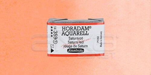 Schmincke Horadam Aquarell 1/1 Tablet 359 Saturn Red seri 1 - 359 Saturn Red
