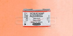 Schmincke - Schmincke Horadam Aquarell 1/1 Tablet 359 Saturn Red seri 1