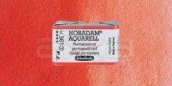 Schmincke - Schmincke Horadam Aquarell 1/1 Tablet 361 Permanent Red seri 3
