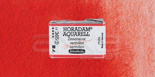 Schmincke Horadam Aquarell 1/1 Tablet 365 Vermilion seri 3 - 365 Vermilion