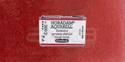 Schmincke - Schmincke Horadam Aquarell 1/1 Tablet 366 Deep Red seri 3